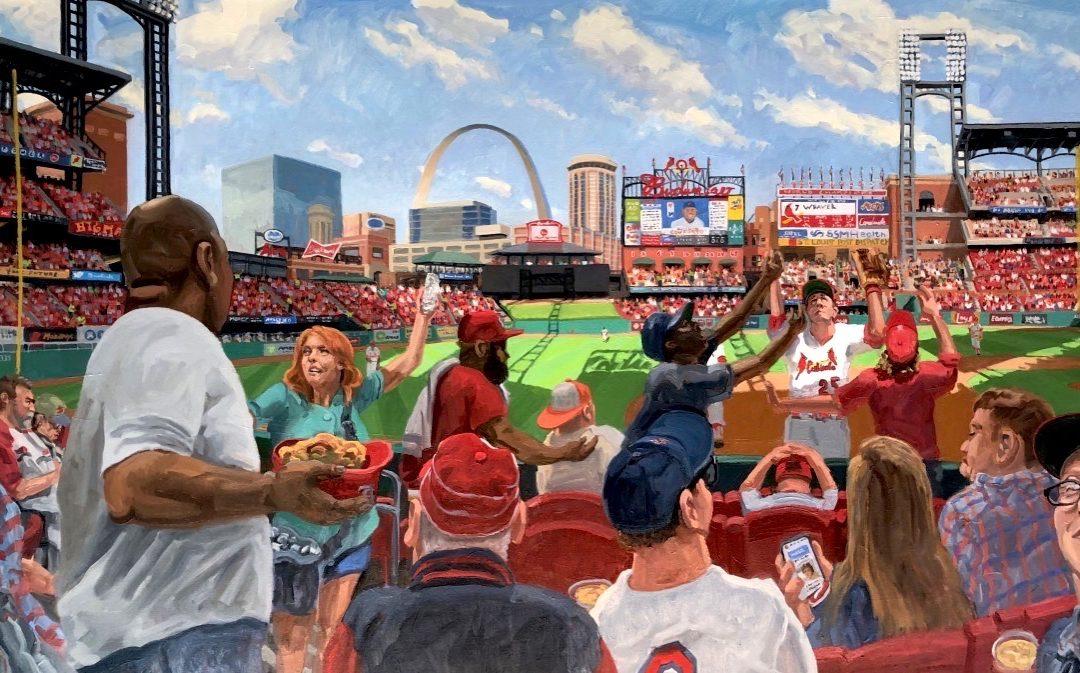 Busch Stadium, St. Louis